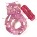 Anel Vibratório ursinho - Magic Ring