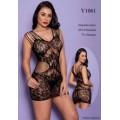 Vestido - Yaffa lingerie Y1061